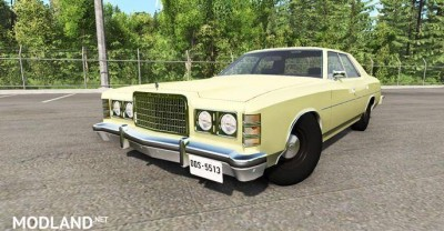Ford LTD 1975 V 1.1 [0.8.0], 1 photo